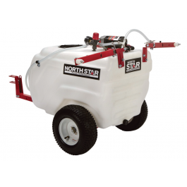 NorthStar 31 Gallons (117 Litres) - Tow Behind Sprayer