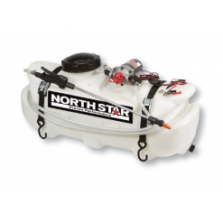 NorthStar ATV Spot Sprayer — 2.2 GPM @ 70 PSI, (8.25 Litres PM) 16-Gal. Tank (60 Litres)