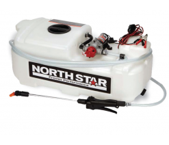 NorthStar ATV Spot Sprayer — 1.0 GPM @ 40 PSI, (3.8 Litres PM) 8-Gal. Tank (30 Litres)