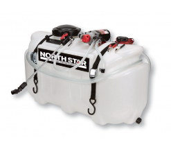 NorthStar ATV Broadcast and Spot Sprayer — 2.2 GPM @ 70 PSI (8.25 litres PM) 26-Gal. Tank (98 Litres)